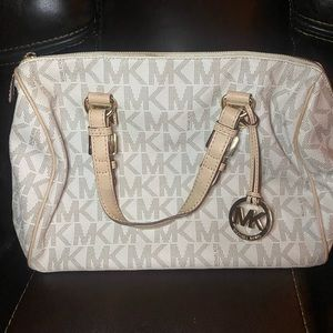 Large MK purse